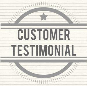 Customer testimonial - Regency DRT