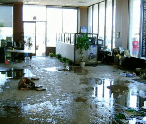 water damage, frozen pipe water damage, water damage restoration palm beach