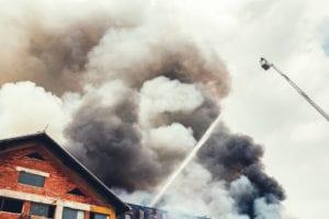 Fire and Smoke Damage restoration - Regency DRT