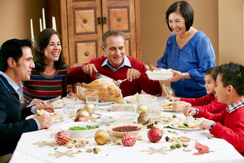 Avoid Holiday Dinner Stains - Regency DRT