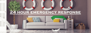 24 Hour Emergency Restoration Response